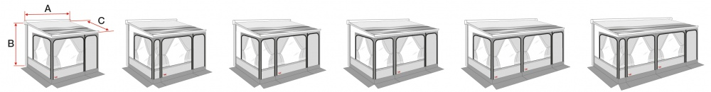 Fiamma Privacy Room For F45 Awnings Fiamma Privacy Rooms