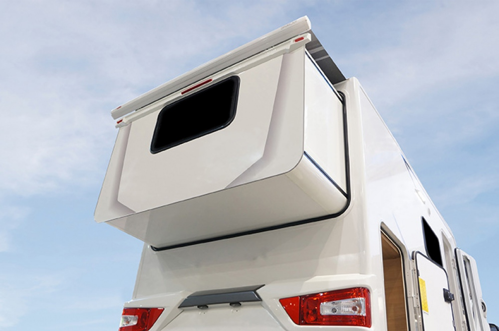 Fiamma SlideOut Awning for Pop Out Walls   Motorhome ...