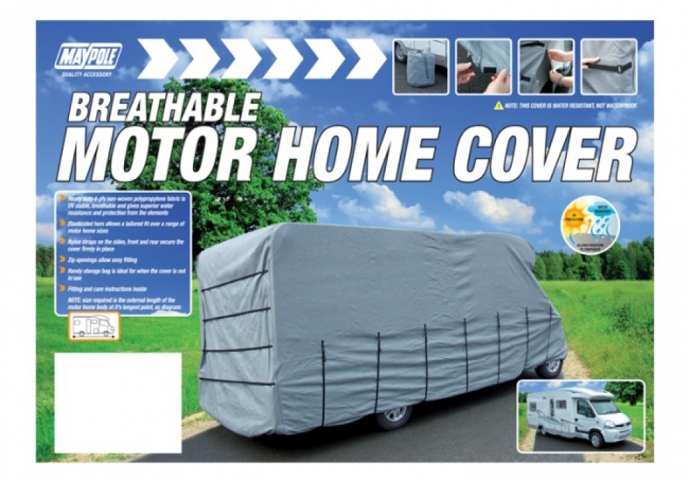 Maypole Breathable Full Motorhome Cover