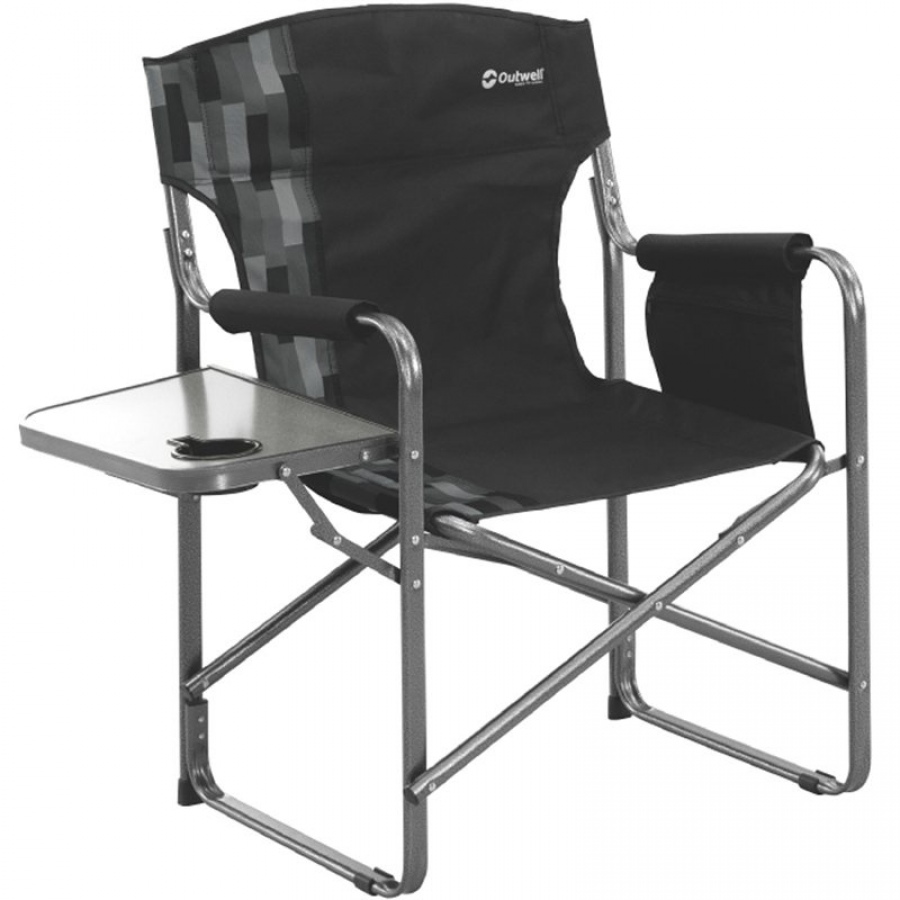 Outwell Bredon Hills Camping Chair with Side Table