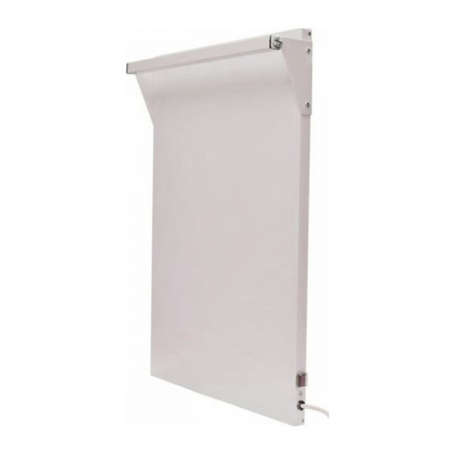 Electric Bathroom Heaters Uk: Super Slim Bathroom Panel Heater