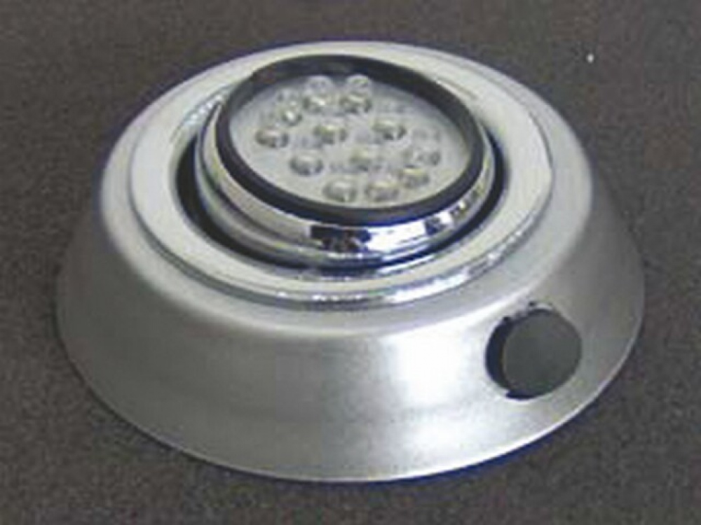 Surface Mount Eyeball Led Spotight For Caravans And Motorhomes