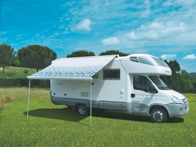 Amazing Motorsport Motorhome Awnings By Broadview