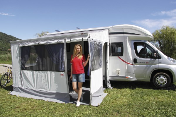 Motorhome Awnings By Fiamma