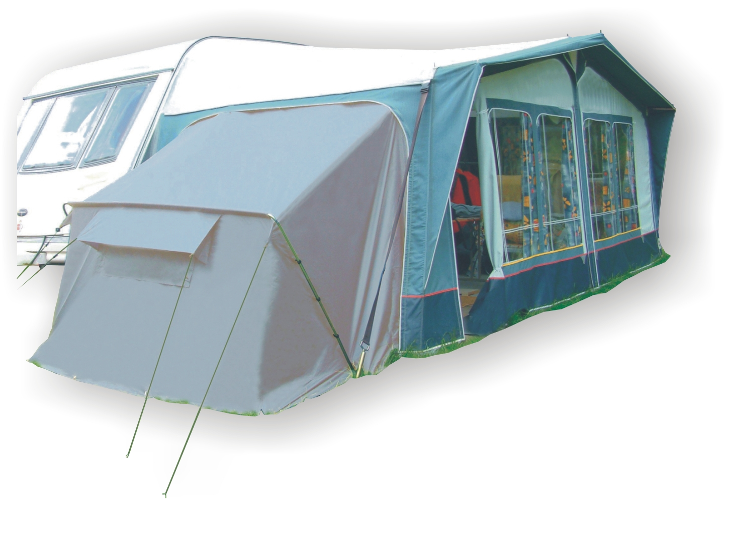 Porch Awnings from Pyramid Tuscany - Related Items - Bolsover Caravans