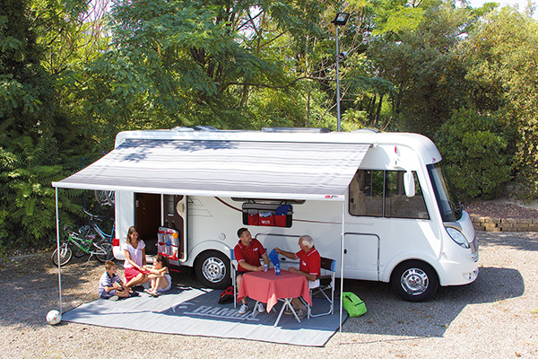 Fiamma Motorhome Awnings and Canopies