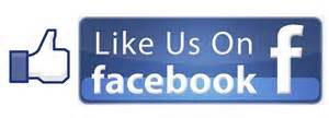 Find and like us on Facebook for the latest news