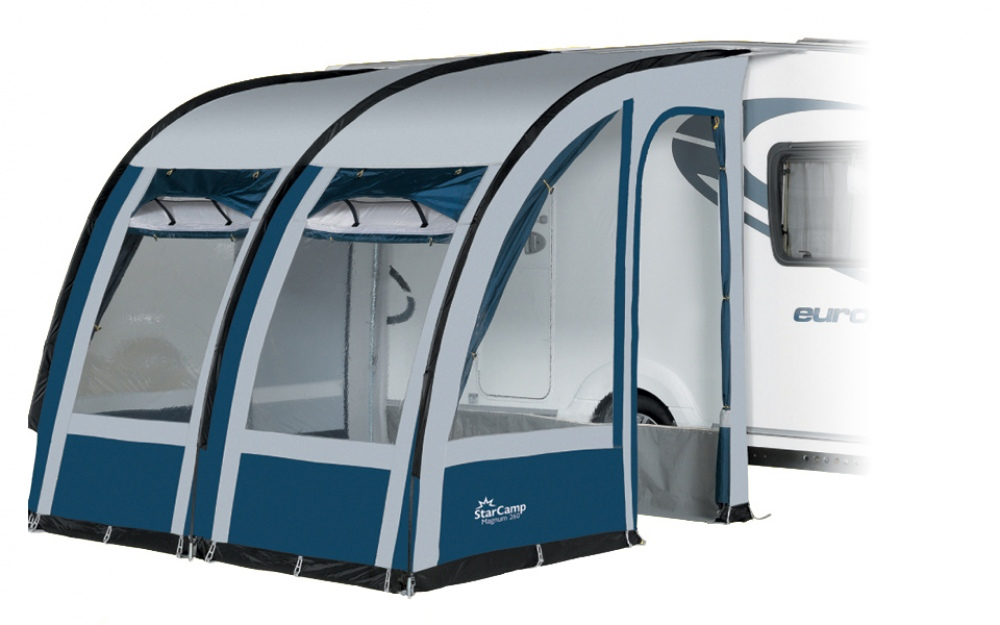 Starcamp Magnum 260 And 390 Lightweight Caravan Porch Awning
