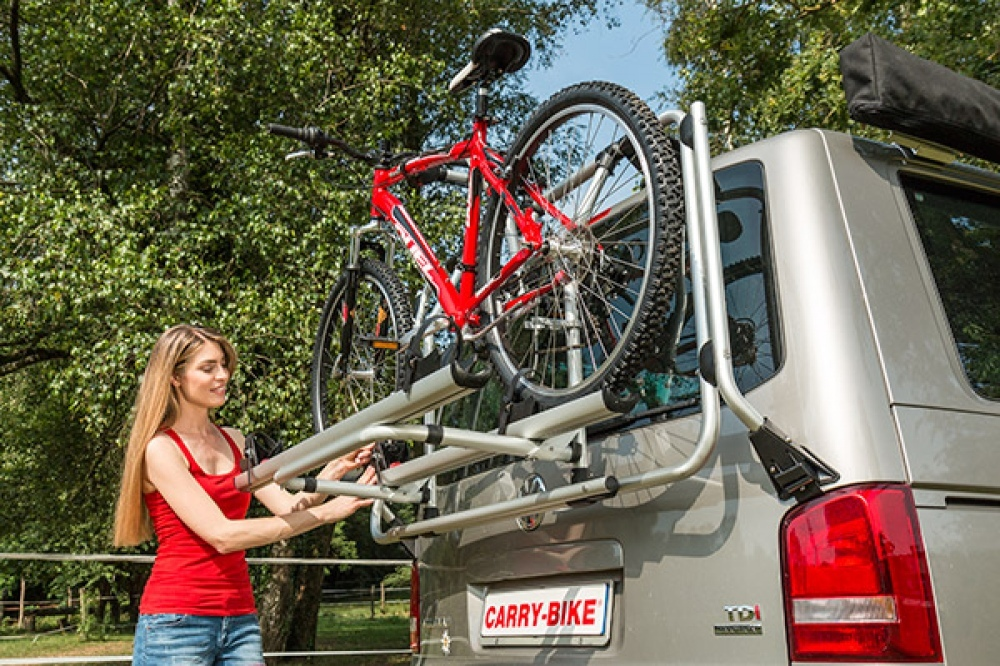 Fiamma Vw T5 And T6 Pro Carry Bike Fiamma Carry Bikes