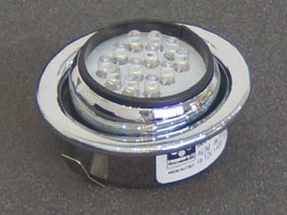 Recessed Eyeball Led 12 Volt Spotlight Light For Caravans