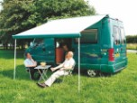 Fiamma Awnings for caravan and motorhome