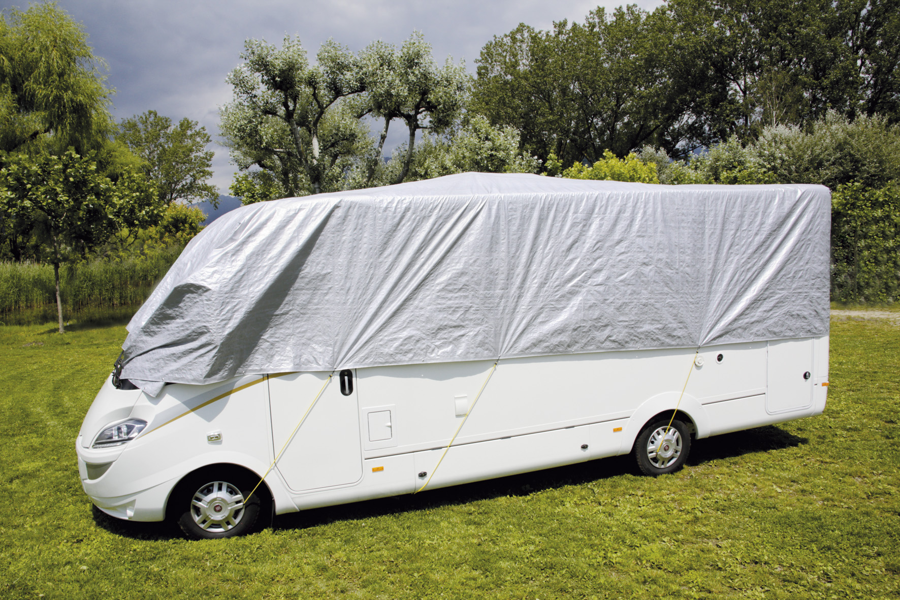 Motorhome Covers and Caravan Covers and Shades
