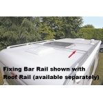 Fiamma Fixing Bar Rail Cross Bars