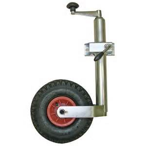 Caravan and Trailer Jockey Wheels and Jacks
