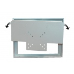 LCD TV Holder Recessed Fit