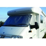 Nova Thermal Exterior Cab Blinds for vans and motorhomes