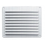 Rectangular Plastic Vent Surface Mounted for caravans and motorhomes