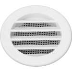 Round Plastic Vent Flush Fitting for caravans and motorhomes