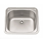 Smev 932 Stainless Steel Sink for caravans and motorhomes