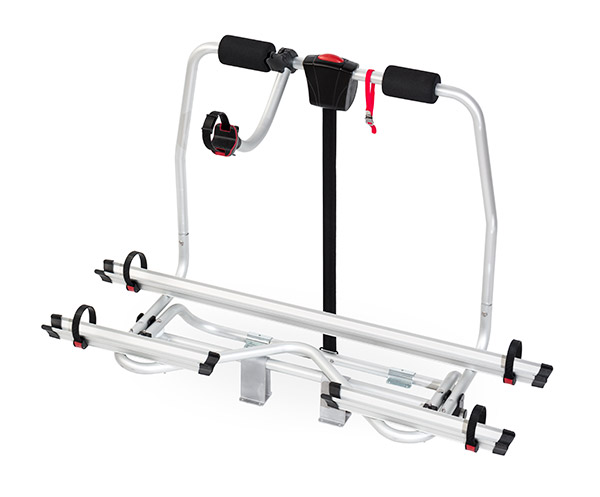 Bike carriers for caravans