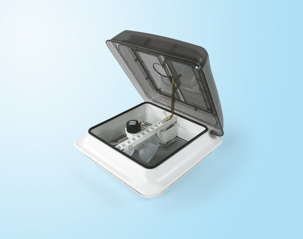 Fiamma Rooflights and Vents for caravans and motorhomes