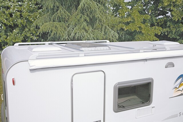Motorhome and Campervan Roof Bars and Roof Rails