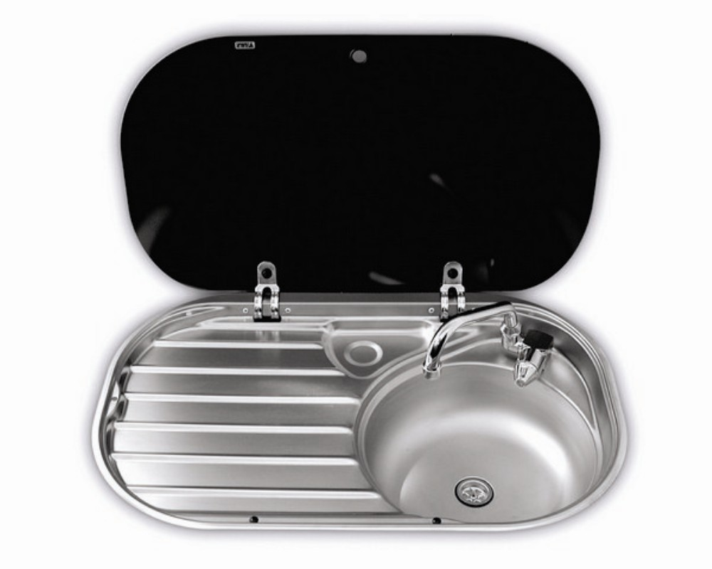 Caravan and Campervan Kitchen Sinks and Accessories