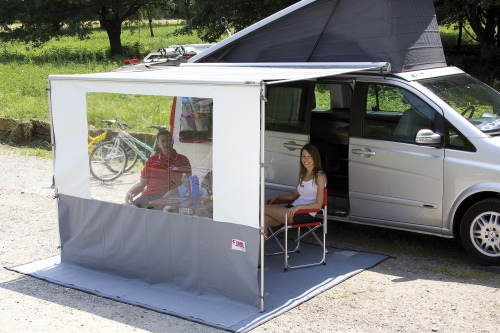 Fiamma VW T5 awnings