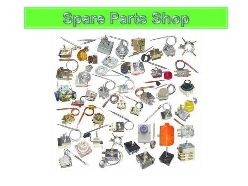 spare parts department